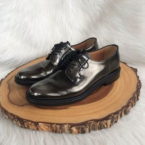 Church's English shoes leather oxfords